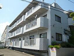 宮城県仙台市青葉区高松3丁目の賃貸マンションの外観