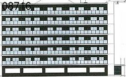 フォレスト・グランテラス[406 号室号室]の外観