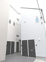 マーキューリー平井[2階]の外観
