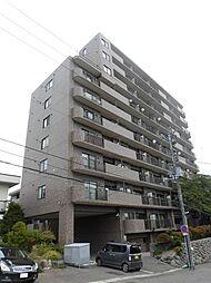 ライオンズマンション小樽花園[4階]の外観