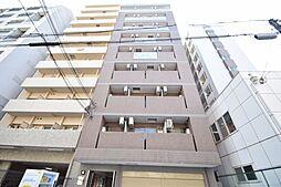 大阪府大阪市西区新町2丁目の賃貸マンションの外観