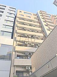 東京都新宿区北町の賃貸マンションの外観