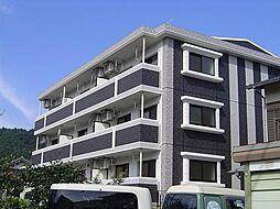 静岡県富士市北松野の賃貸マンションの外観