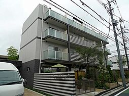 東京都国分寺市本多5丁目の賃貸マンションの外観