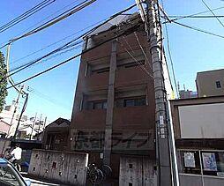 京都府京都市下京区土橋町の賃貸マンションの外観