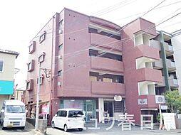 福岡県春日市紅葉ヶ丘東5丁目の賃貸マンションの外観
