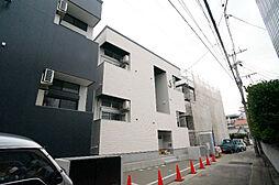 アクシス箱崎[1階]の外観