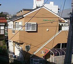 六会グリーンハイツ[2階]の外観