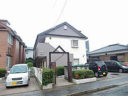 福岡県北九州市八幡西区森下町の賃貸アパートの外観
