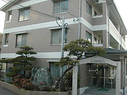 兵庫県西宮市一ケ谷町の賃貸マンションの外観