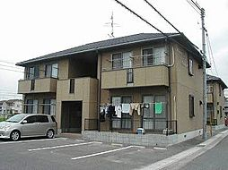 グレースタウン C棟[1階]の外観