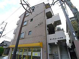 兵庫県神戸市垂水区仲田1丁目の賃貸マンションの外観
