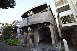 愛知県名古屋市瑞穂区本願寺町2の賃貸マンションの外観