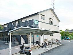 大阪府枚方市藤田町の賃貸アパートの外観