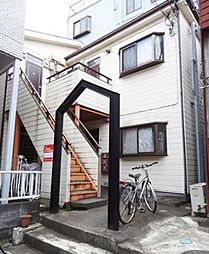 神奈川県川崎市多摩区三田2丁目の賃貸アパートの外観