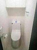 機能付きトイレ