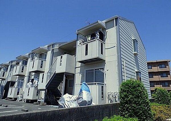 ラ・ムール斉田 2階の賃貸【静岡県 / 浜松市南区】