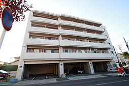 愛知県名古屋市天白区池場5丁目の賃貸マンションの外観