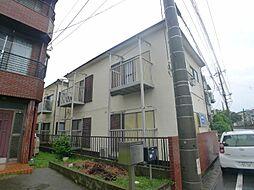コーポ久美[2階]の外観