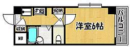 兵庫県神戸市西区王塚台3丁目の賃貸マンションの間取り