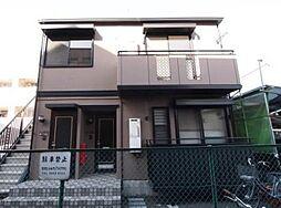 東京都板橋区志村3丁目の賃貸アパートの外観