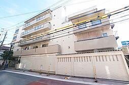 大阪府大阪市東淀川区豊新1丁目の賃貸マンションの外観