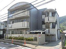 第二長法寺マンション[2階]の外観