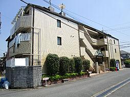アンジュール久津川[2階]の外観