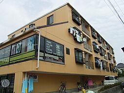 マンション・ライトコート[4階]の外観