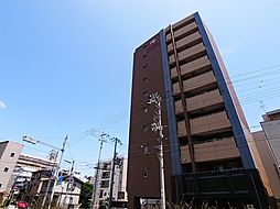 ライジングコート三宮マリーナシティ[8階]の外観