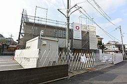 (仮)D-Room河内磐船[2階]の外観