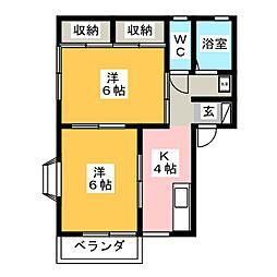 下野大沢駅 3.8万円