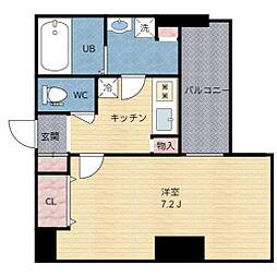Luxe本町[15階]の間取り