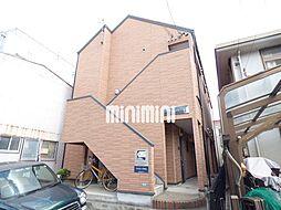 愛知県名古屋市西区児玉2の賃貸アパートの外観
