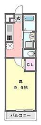リブリ・津田沼7丁目[2階]の間取り