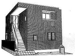 (仮称)東2丁目メゾン(1847)[201号室]の外観