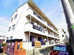 ニュー松戸コーポF棟[3階]の外観