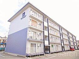安田マンション[2階]の外観