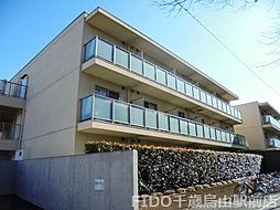 東京都三鷹市北野1丁目の賃貸マンションの外観