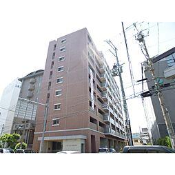 大阪府寝屋川市日新町の賃貸マンションの外観