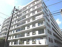 溝の口セントラルマンション[3階]の外観