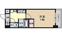 サムティ京都祇園[601号室号室]の間取り