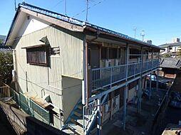 二松コーポ1[7号室]の外観