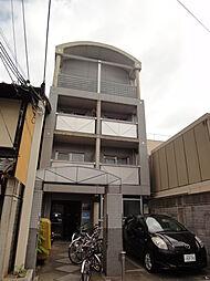 第17長栄シャルマン四条大宮壱番館[3階]の外観