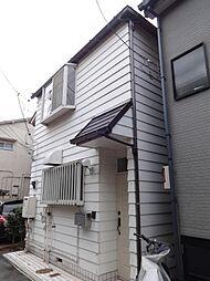 [一戸建] 東京都北区上十条1 の賃貸【東京都 / 北区】の外観