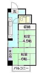 宮原ビル[2階]の間取り