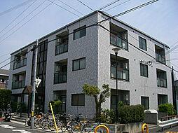 大阪府高槻市昭和台町1丁目の賃貸マンションの外観