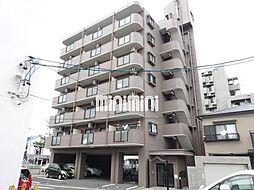 フラット柴田[5階]の外観