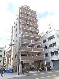 ラナップスクエア北梅田シティ[4階]の外観