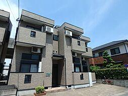 ピュア箱崎東 壱番館[1階]の外観